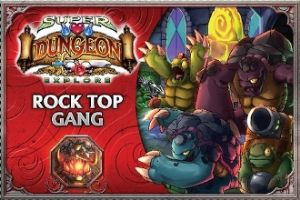 Super Dungeon Explore : Rock Top Gang